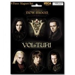 set de magnets twilight new moon volturi