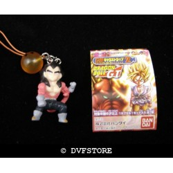 dragon ball gt gashapons character strap 2: vegeta ss4