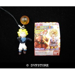 dragon ball gt gashapons character strap 2: trunks saiyan