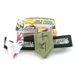 bleach soulgoods : bracelet masque hollow et 10ème division