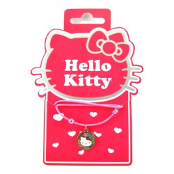 collier hello kitty flowers