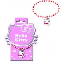 bracelet hello kitty mini perles cherry