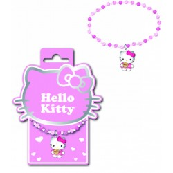 bracelet hello kitty perles cookies