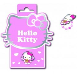 bague hello kitty perles cookies