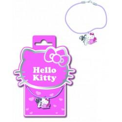 bracelet hello kitty métal émaillé kimono