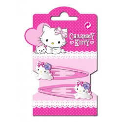 set de 2 clic-clac charmy kitty
