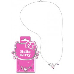 collier hello kitty rock'n roll