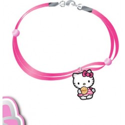 bracelet hello kitty double ruban cookies