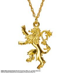 pendentif lannister le trône de fer