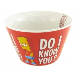 bol cereales simpson bart do i know you ?