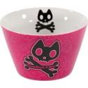 bol cereales goodbye kitty rose et noir