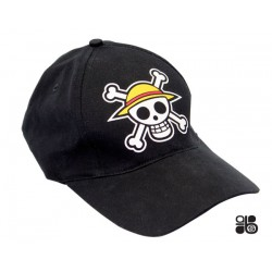 casquette one piece skull