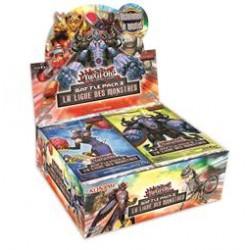 booster yu-gi-oh battle pack 3 : la ligue des monstres
