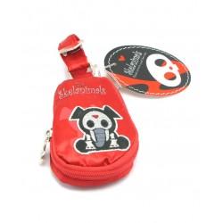 housse ipod & téléphone portable rouge skelanimals elle l'elepha