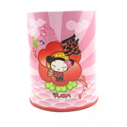 pot a crayon pucca d.dream rose