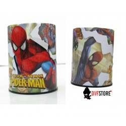 pot a crayon spiderman