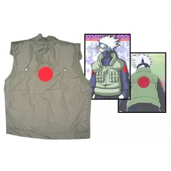 cosplay kakashi costume veste taille xl