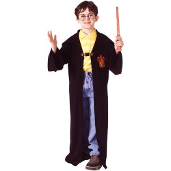 manteau harry potter avec fermoir taille s