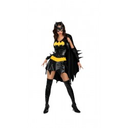 costume adulte batgirl sexy taille s