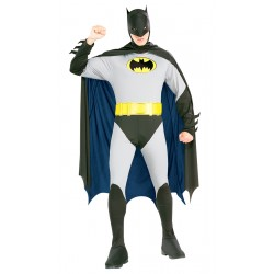 costume adulte batman taille l