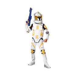 panoplie clone trooper cody enfant taille s
