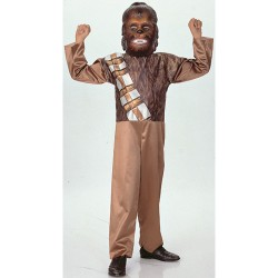 costume chewbaca enfant taille s