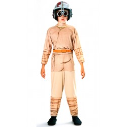 costume enfant star wars anakin skywalker deluxe taille m