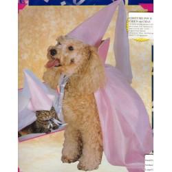 costume pour chiens:princesse taille l