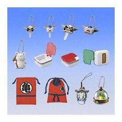 item dragon ball z part 3 : collection complète des 8 items