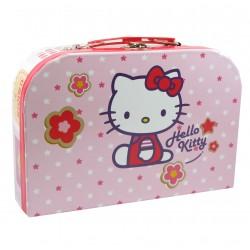 valisette carton hello kitty cookie