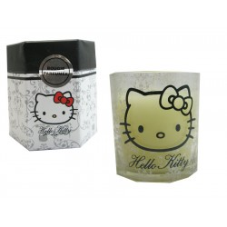 bougie parfumée hello kitty couture