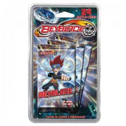 blister 3 booster beyblade série 1