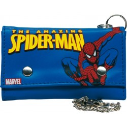 portefeuille spiderman
