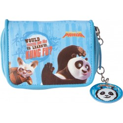 portefeuille kung fu panda