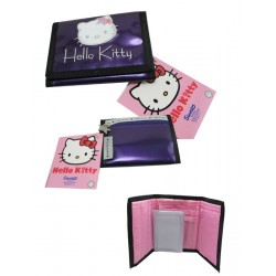 portefeuille hello kitty retro glammy violet