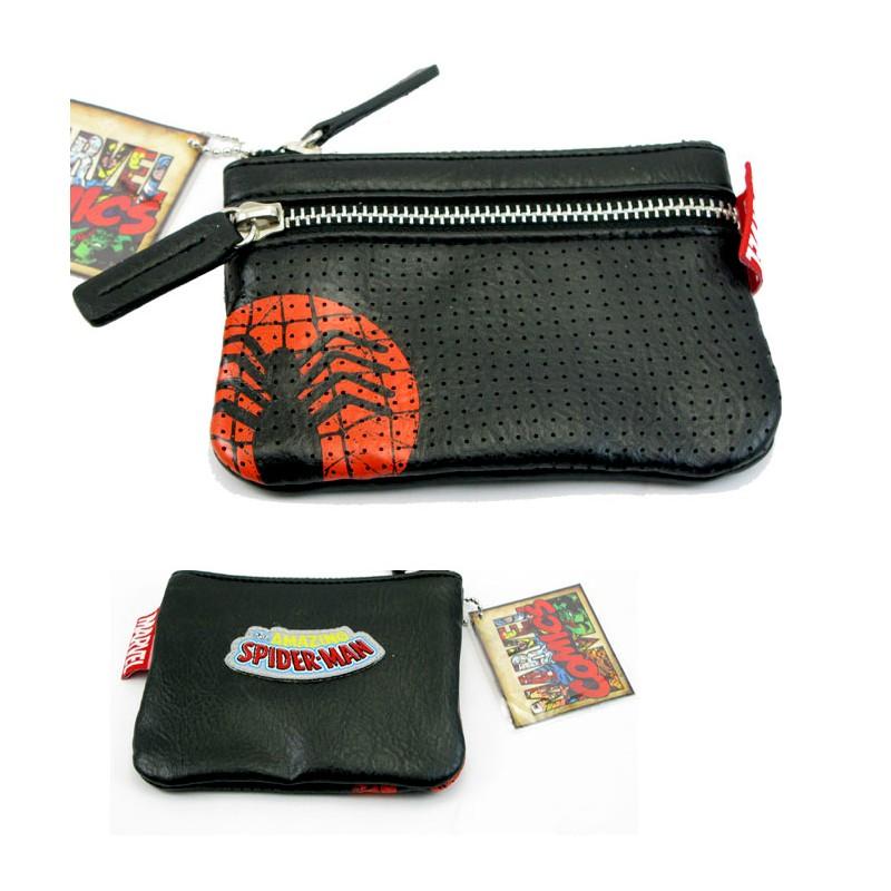 rencontrer 6acaa 974bd porte-monnaie plat marvel spiderman - Dvfstore.com