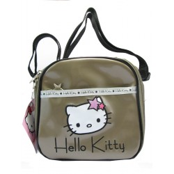 sac gouter hello kitty retro argent