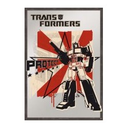 poster transformers : protect