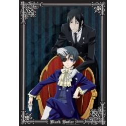 poster black butler - ciel et sebastian