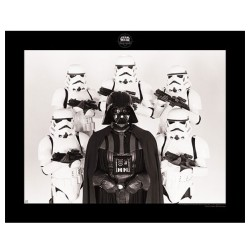 artprint star wars imperial domination