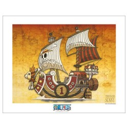 artprint one piece thousand sunny