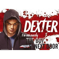 poster dexter boy next door...