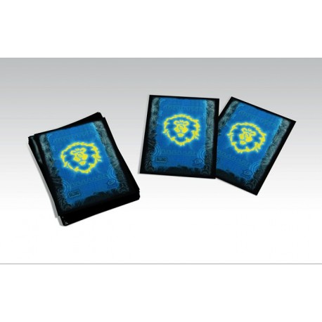 50 deck protectors world of warcraft : alliance