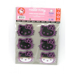 mini miroir hello kitty magnet
