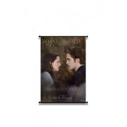 wallscroll twilight new moon : without you