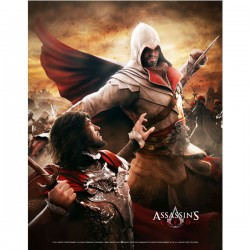 wallscroll assassin's creed : death from above