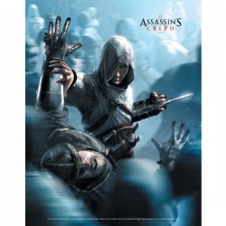 wallscroll assassin's creed : out of my way