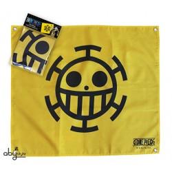 drapeau one piece trafalgar law 50 x 60