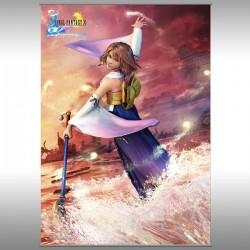 wallscroll final fantasy x hd remaster yuna