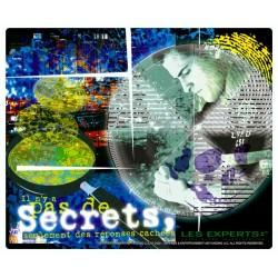tapis de souris les experts : no secrets